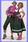 Kostüm Tiroler Hose 2