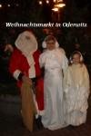 Engel auf dem Oderwitzer Wehnachtsmarkt