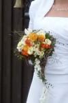 Brautstrauß Hochzeit sommerlich bunt