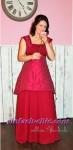 #Zittau#Blumenkönigin in ihrem Ballkleid
