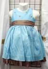 Mädchenkleid Gr 80 - 128 in Gr.128  als Leihkleid verfügbar